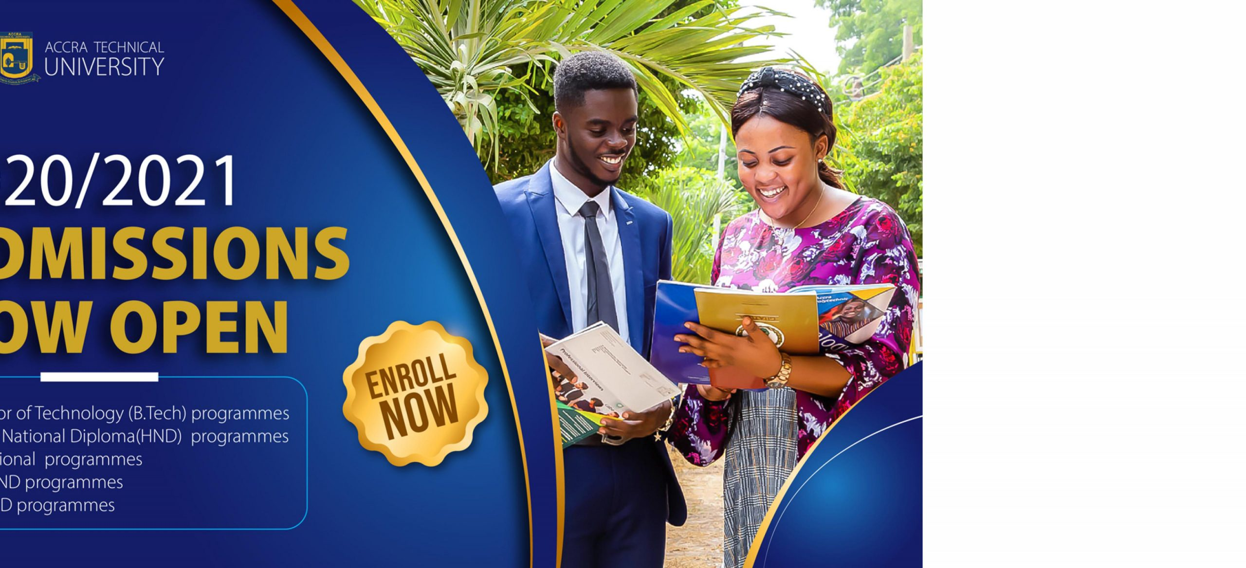 2020 2021 Admission Forms For Accra Technical University Atu 2020 2021